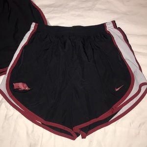 Women's Clothing Women's Razorback Nike Shorts Medium Activewear Bottoms